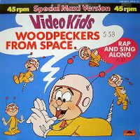 Cover Video Kids - Woodpeckers From Space