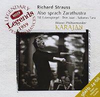 Cover Vienna Philharmonic - Also sprach Zarathustra