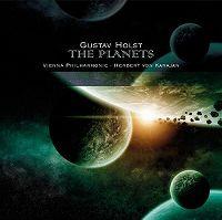 Cover Vienna Philharmonic / Herbert von Karajan - Gustav Holst: The Planets