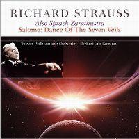 Cover Vienna Philharmonic Orchestra - Herbert von Karajan - Richard Strauss