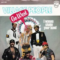 Cover Village People - Go West