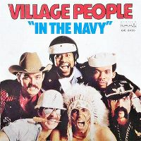 Cover Village People - In The Navy