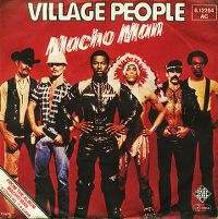 Cover Village People - Macho Man