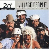Cover Village People - The Best Of Village People: 20th Century Masters - The Millennium Collection