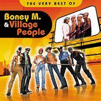 Cover Village People / Boney M. - Le meilleur de Village People et Boney M.