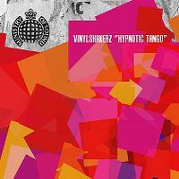 Cover Vinylshakerz - Hypnotic Tango