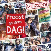 Cover Vinzzent - Proost op deze dag!