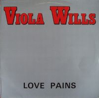 Cover Viola Wills - Love Pains