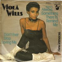 Cover Viola Wills - There's Always Something There To Remind Me