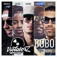 Cover Violatorz feat. Svenchy, Darryl, Keizer, Sjaak - Bobo (The Remix)