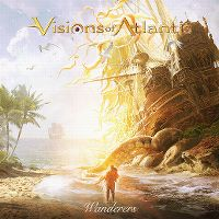 Cover Visions Of Atlantis - Wanderers