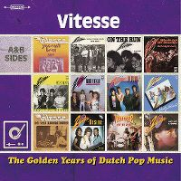 Cover Vitesse - The Golden Years Of Dutch Pop Music
