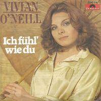 Cover Vivian O'Neill - Ich fühl' wie du