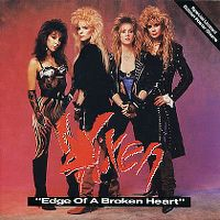 Cover Vixen - Edge Of A Broken Heart