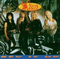Cover Vixen - Rev It Up