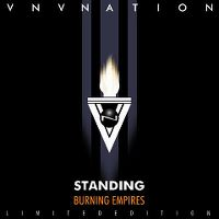 Cover VNV Nation - Burning Empires