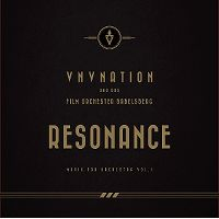 Cover VNV Nation und Das Film Orchester Babelsberg - Resonance - Music For Orchestra Vol.1
