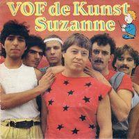 Cover V.O.F. De Kunst - Suzanne