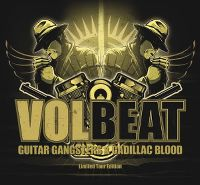Cover Volbeat - Guitar Gangsters & Cadillac Blood