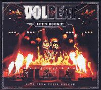 Cover Volbeat - Let's Boogie! Live From Telia Parken
