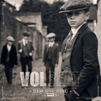 Cover Volbeat - Rewind, Replay, Rebound