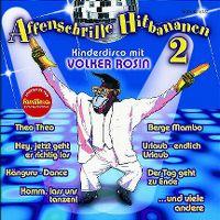 Cover Volker Rosin - Affenschrille Hitbananen 2
