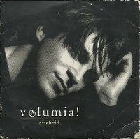 Cover Volumia! - Afscheid