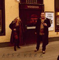 Cover Voodoo Jürgens - Ansa Woar