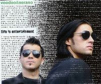 Cover Voodoo & Serano - This Is Entertainment