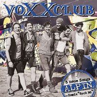 Cover VoXXclub - Alpin.