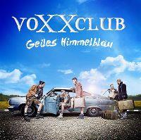 Cover VoXXclub - Geiles Himmelblau