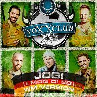 Cover VoXXclub - Jogi (I mog di so) (WM Version)