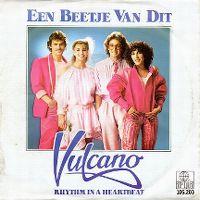 Cover Vulcano - Een beetje van dit