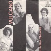 Cover Vulcano - Staying With It