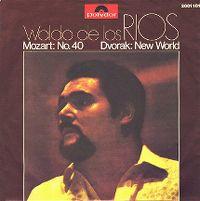 Cover Waldo de los Ríos - Mozart Symphony No. 40 in G Minor KV 550 (First Movement) allegro molto