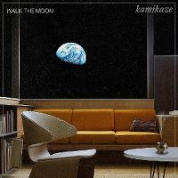 Cover Walk The Moon - Kamikaze