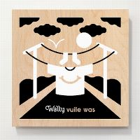 Cover Wally - Vuile was