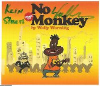 Cover Wally Warning - No Monkey