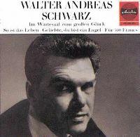 Cover Walter Andreas Schwarz - Im Wartesaal zum grossen Glück