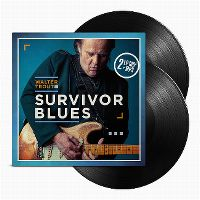 Cover Walter Trout - Survivor Blues