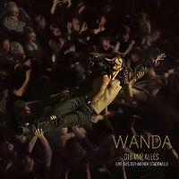 Cover Wanda - Gib mir alles (Live)