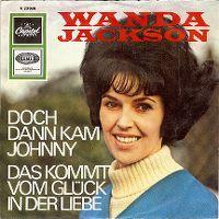 Cover Wanda Jackson - Doch dann kam Johnny
