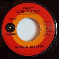 Cover Wanda Jackson - Fancy Satin Pillows
