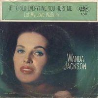 Cover Wanda Jackson - If I Cried Every Time You Hurt Me