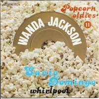 Cover Wanda Jackson - Santo Domingo