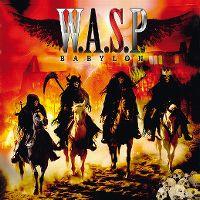Cover W.A.S.P. - Babylon