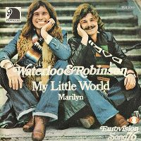 Cover Waterloo & Robinson - My Little World