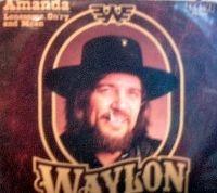 Cover Waylon Jennings - Amanda