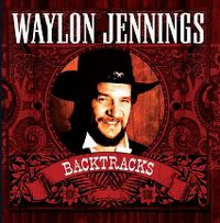 Cover Waylon Jennings - Backtracks