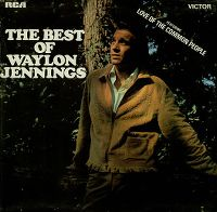 Cover Waylon Jennings - Best Of